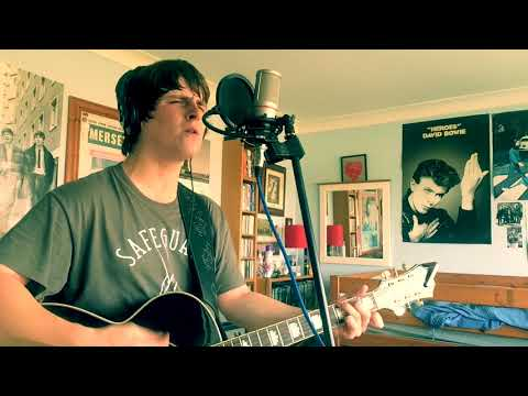 Oasis - Half The World Away Cover