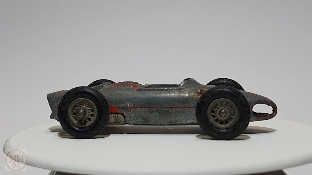MATCHBOX Restoration No.73b Ferrari race car 1962