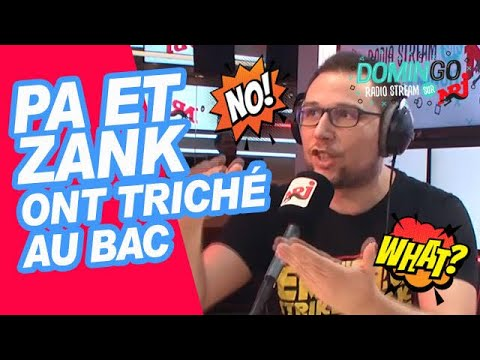 PA et ZANK ont triché au Bac - DominGo Radio Stream sur NRJ thumbnail