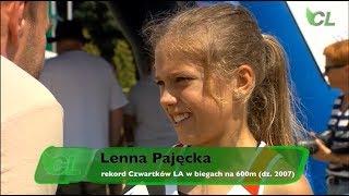 Lena 600m Rekord czwartków lekkoatletycznych 1:45.13, Łódź, 16.06.2018