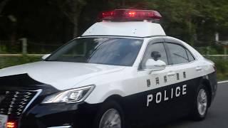 【警戒走行】静岡県警察磐田警察署地域課(磐田3) thumbnail