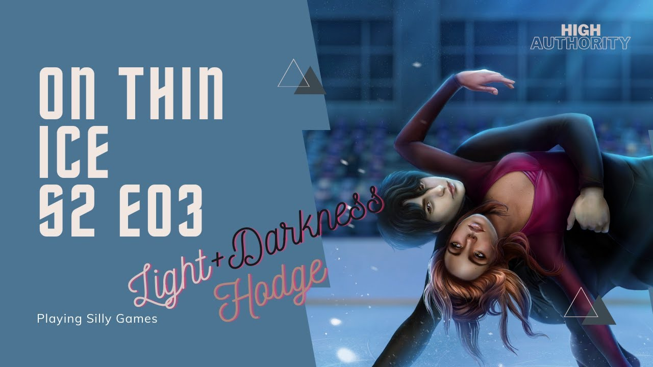 Download On Thin Ice S02E03 💎 used Hodge / Light + Darkness Path Full HD