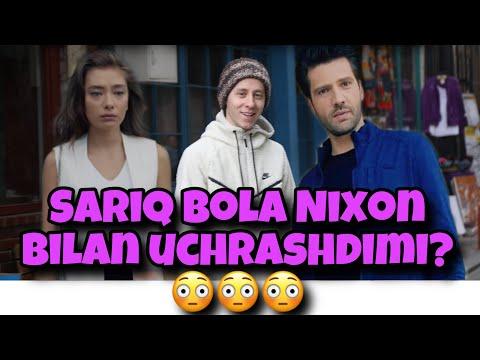 Real Xit Turkiya 2-qism Sariq Bola Nixon Bilan Uchrashdimi???