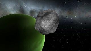 Kerbal #13 - Kolizja Asteroidy z Jool [asteroid impact on Jool]