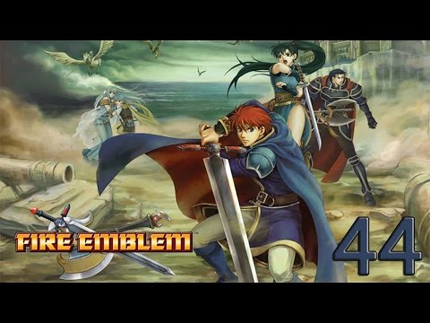 44. Let's Play Fire Emblem - Trapped and Sealed