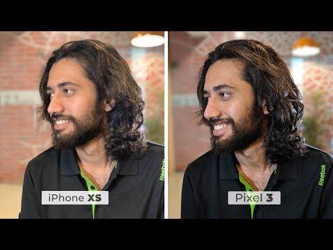 Pixel 3 vs iPhone XS Camera Comparison