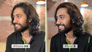 Pixel 3 vs iPhone XS Camera Comparison