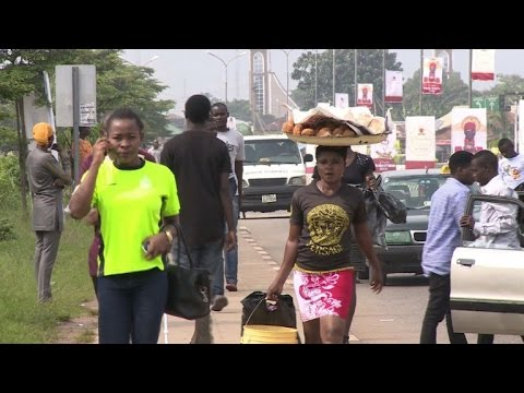 Nigerian migrants return home from Europe