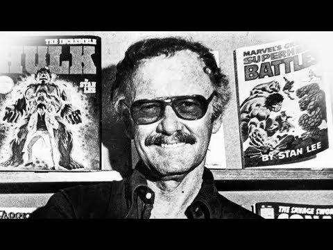 Kevin Born - Stan Lee Died Today At The Age Of 95.