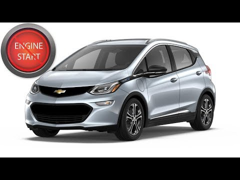Chevrolet Bolt With A Dead Key Fob Get In And Start Push Button