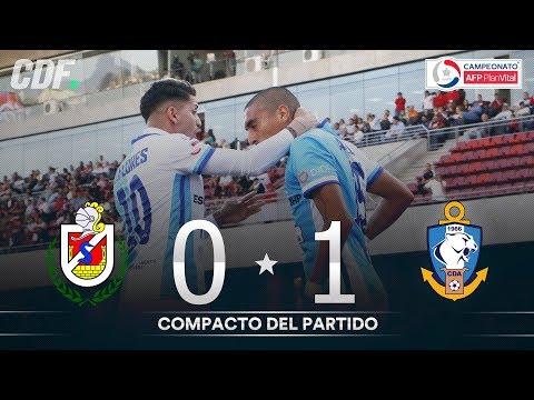 La Serena Antofagasta Goals And Highlights