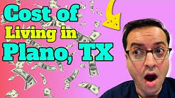 Cost of Living in Plano Texas