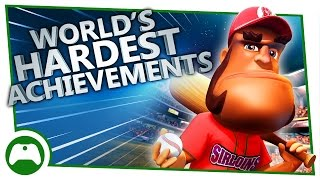 World's Hardest Achievements - Super Mega Baseball - Massive Dinger!