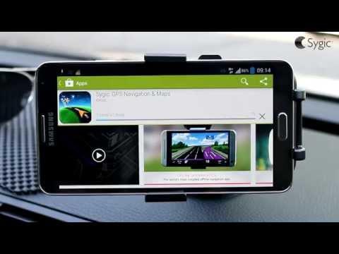 Android) Sygic GPS Navigation & Maps v16 2 15 Cracked APK