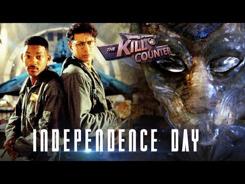 Independence Day - The Kill Counter