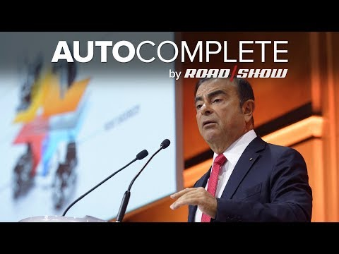 AutoComplete: Carlos Ghosn, chair of the Renault-Nissan-Mitsubishi Allance, has been arrested Mp3