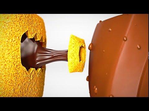 Голодные игры СМЕШИЛКИ шоколадных героев
