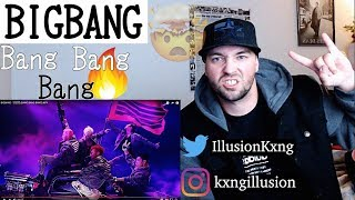 FIRST TIME HEARING THESE GUYS!!!!  Bigbang - Bang Bang Bang | REACTION