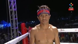 Khim Dima vs Petchwinij(thai), Khmer Boxing PNN 05 May 2018, Kman Top Fighter