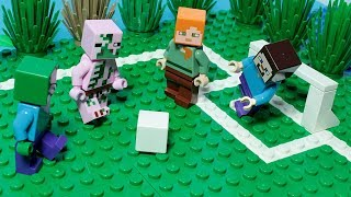 Lego Minecraft Football