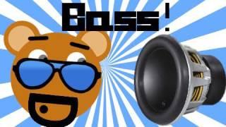 BASS! IRL: Quad Subwoofer Action! ShadowBeatz Bass Test (2 10