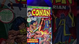 Conan The BARBARIAN #29 review [Quick Edit] by 80sComics.com