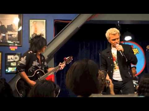 Billy Idol live at Amoeba Kiss me deadly mp3