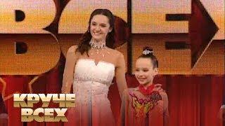 Чемпионка по художественной гимнастике Кристина Терновская и Анна Бессонова | Круче всех