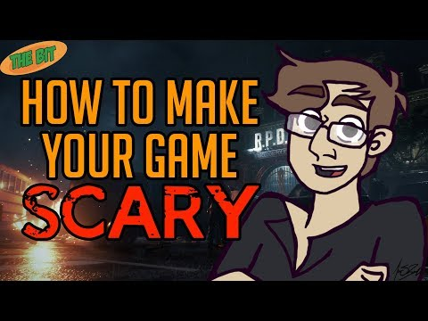 How to Make Your Game Scary - The Bit