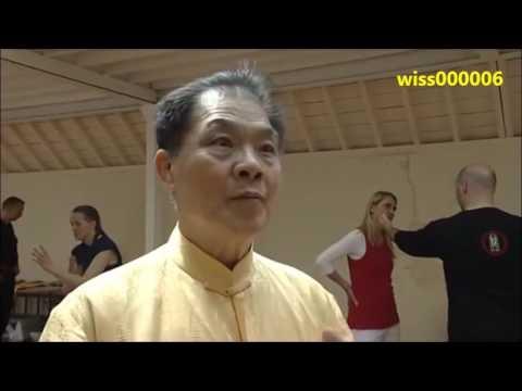 Wing Chun - Interview with William Cheung (Вильям Чеунг)