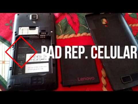 Flashear actualizar revivir Lenovo A1000