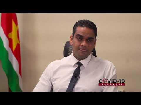 Minister Amar Ramadhin gaat in op de onlangs aangeboden petitie door enkele verontruste burgers.