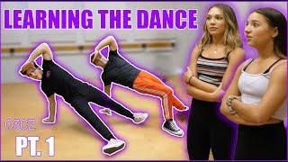 Download LEARNING HOW TO DANCE ft. Maddie and Kenzie Ziegler Mp3 and Videos