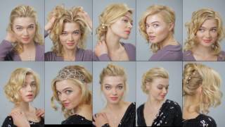 MagicTec   Infini-Swirl Professional Automatic Hair Curler Demonstration