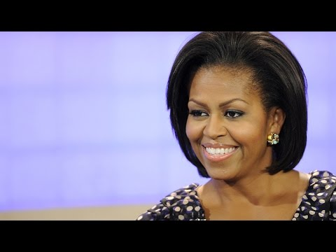 Michelle Obama Is a Lyrical Gangster In Rap About College