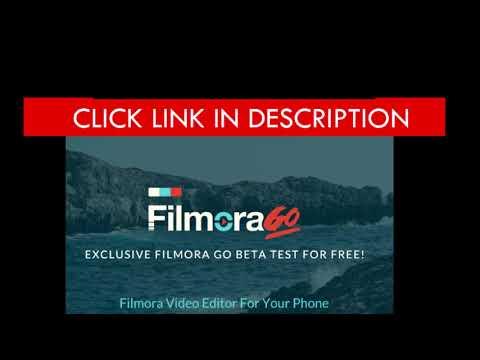 filmora video editing apk