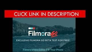 Filmorago video editor apk download | Peatix