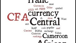 Cameroon Currency - CFA franc