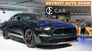 Ford Mustang Bullitt: A Fitting Tribute To The Steve McQueen Original? - Carfection
