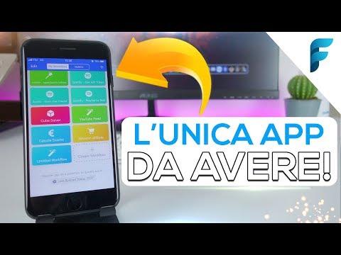 La Migliore App DA AVERE su OGNI iPhone! - Ecco come USARLA