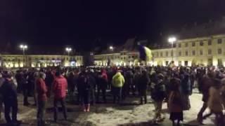 Repeat youtube video Cabron feat,Deliric -Tara arde (protest 02 02 2017)