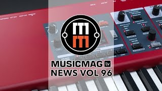 MUSICMAG TV NEWS #96: eurorack-модули от Behringer и другие новости с Musikmesse 2018