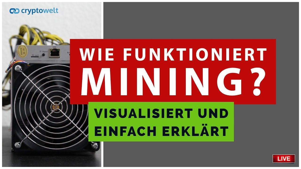 Wie Funktioniert Mining