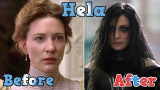 Thor: Ragnarok ★ Before and After
