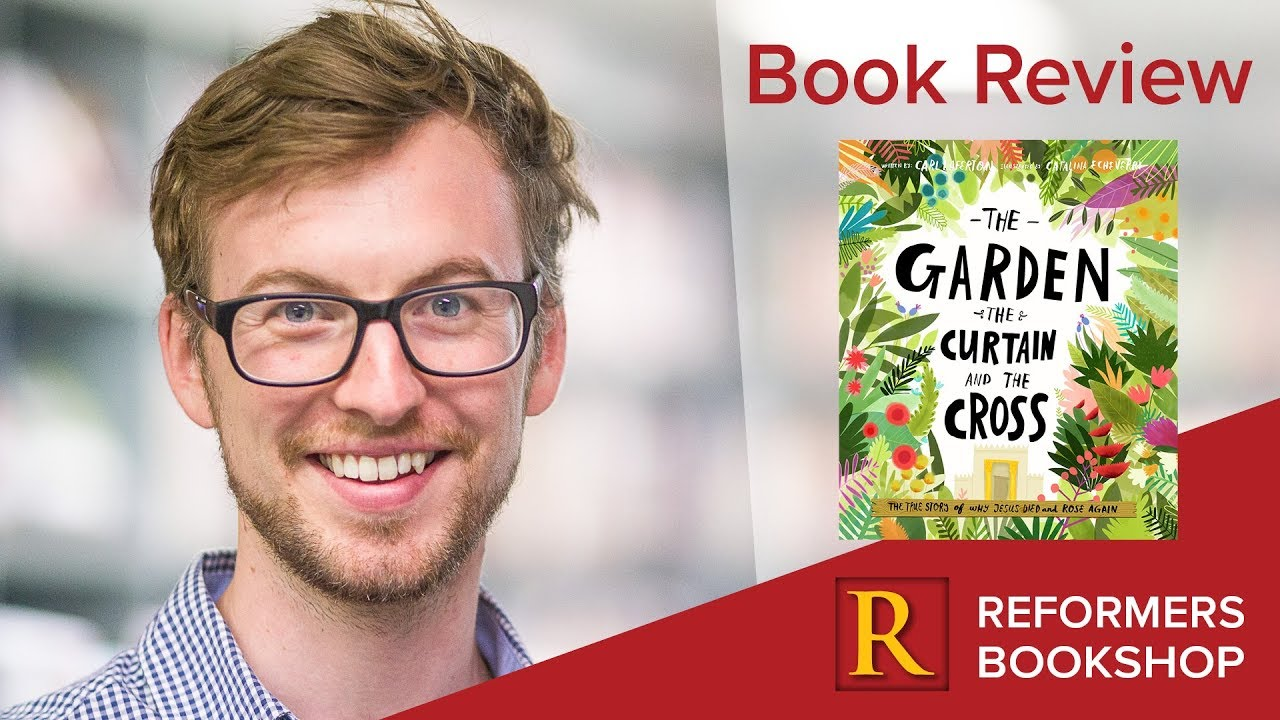 book review the garden the curtain and the cross