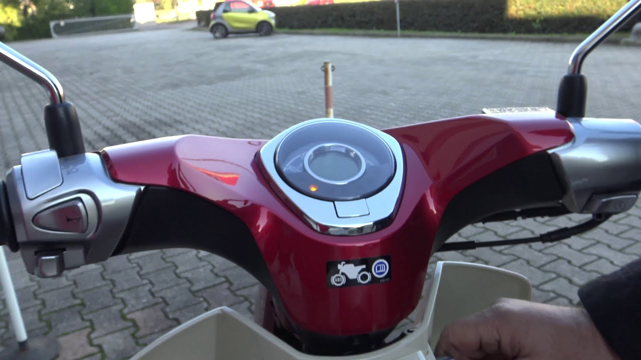 honda super cub c 125 mod 2019 youtube. Black Bedroom Furniture Sets. Home Design Ideas