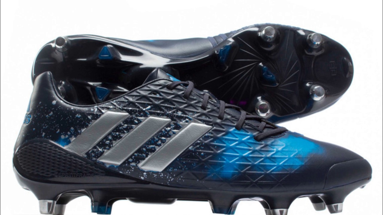 Athletic Black Incurza SG Rugby Boots 2015