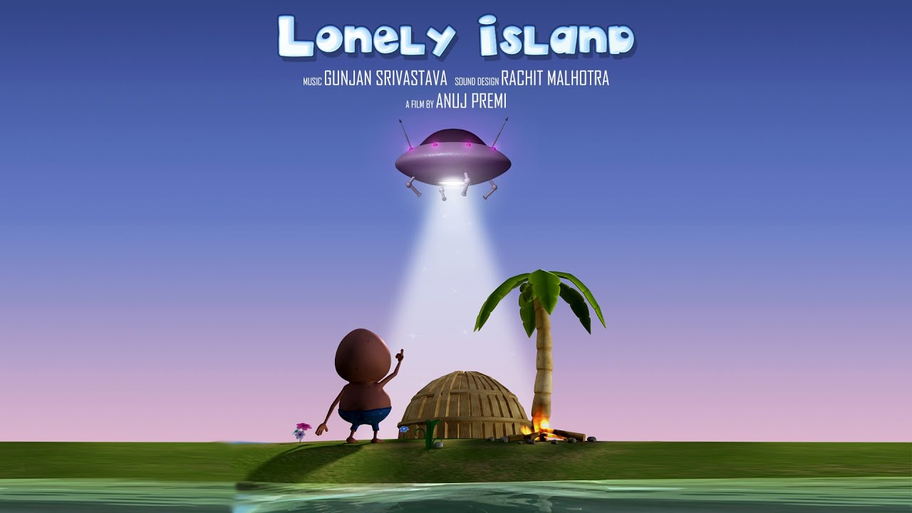 Lonely Island - Watch Hilarious 3d Animation Film