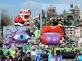 St Patrick's Day Parade in Dublin 2016