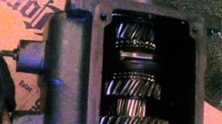 1965-1966 6 Cylinder 3 Speed Transmission